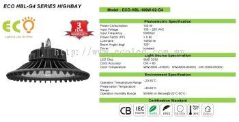 LED HBL-G4 SERIES - LED G4-SERIES