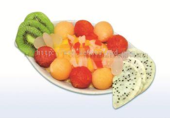 *fresh fruit platter