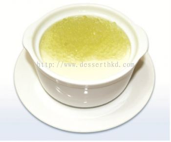 *traditional double boiled desserts