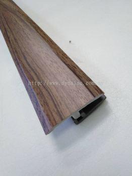 PVC Flooring Transition - Dark Maple ( T8-1023 )