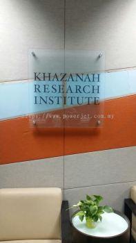 Company Indoor Signage