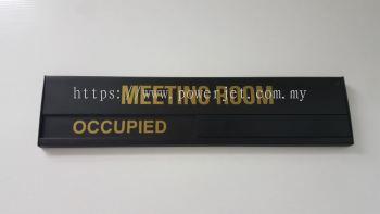 Aluminium Door Plate