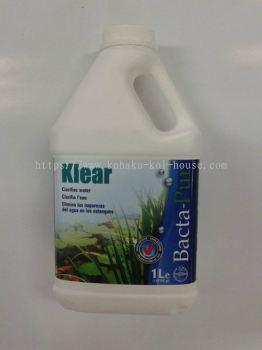 Klear bacteria