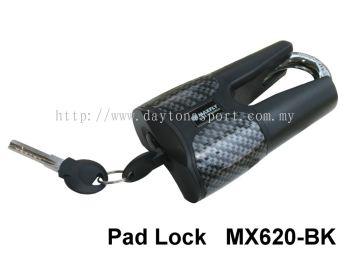 MX-620-BK Pad Lock