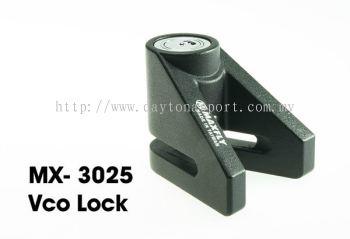 MX-3025 Vco Lock