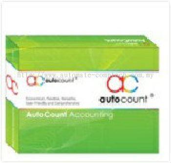 Autocount Express Account v1.9