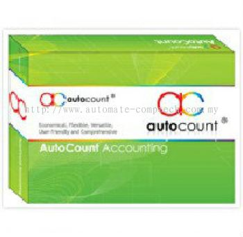 Autocount Express Invoicing v1.9