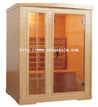Movable Sauna Luxury FMSL-150