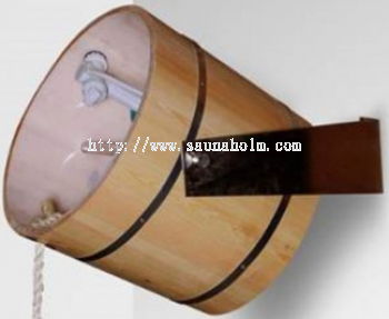 Sauna Ice Water Shower Bucket