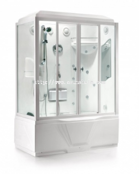 Steam Shower Box SBBT150R-N16