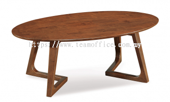 Francisco Oval Coffee Table