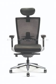 Presidential High Back with Aluminium High Base