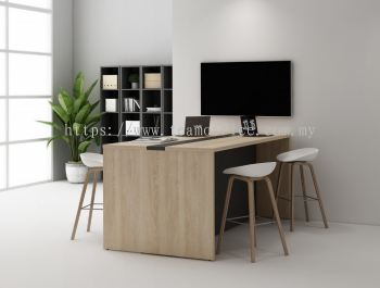 Bar Height Conference Table