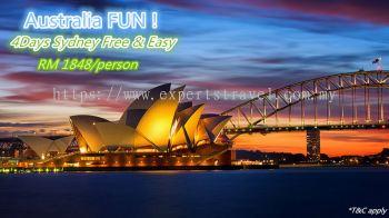 4Days Sydney F&E