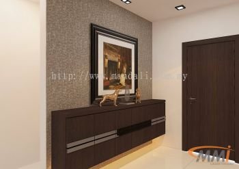 Bedroom Design Paragon Residence