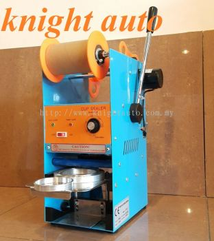 Semi-Auto Cup Sealing Machine With Counter ID339163