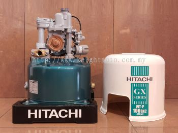 Hitachi WT-P100GX2  100W Automatic Water Pump for Shallow Well  ID339383