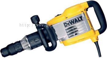 Dewalt Demolition Hammer 1500W, 25J, 2040bpm, 10kg D25901K