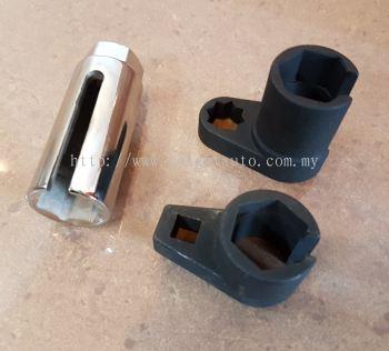 Oxygen Sensor Socket 1set(3pcs) ID669866