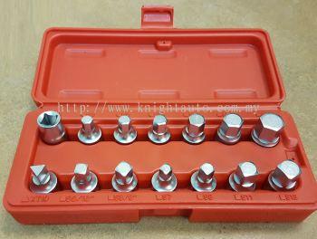 14pcs Oil Screw Socket Set ID116471