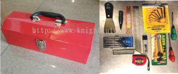 Tools Box Set 24pcs