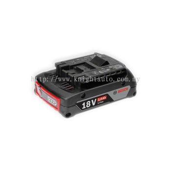 Bosch Battery GBA 18V 2.0Ah (Single Unit) - 1600A001CG