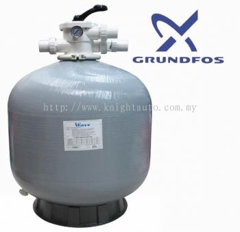 "Grundfos Wave Filter V450 dia18"" Clamp 40mm ID30618"