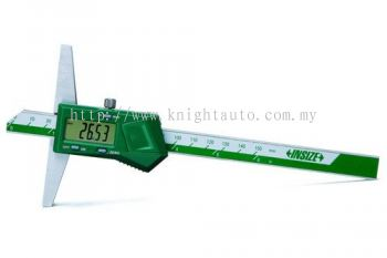 "Insize 1141-300A Digital Depth Gauge,300mm/12"" IDB0091"