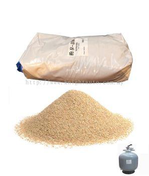 Swimming Pool Filter Sand 30Kg Bag ID31223