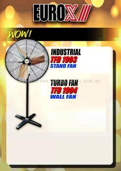 Eurox TFD1093 Industrial Stand Fan