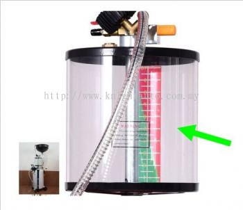 10Lts Oil Drainer Transparent Measuring Cup ID555185