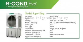 Super King E-Cond Evo Re-defining Air Conditioning System