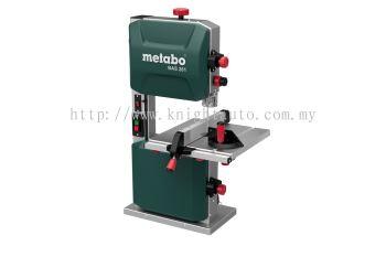 METABO BAS 261 400W BANDSAW PRECISION BAND SAW
