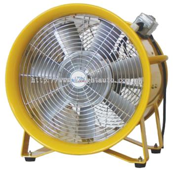 "Swan Portable Ventilator Fan 18"" 1700W 125m3/min 2800rpm SHT-45  ID31696"