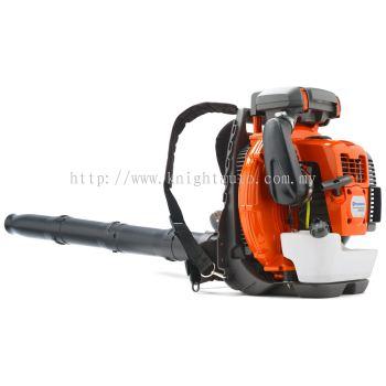 Husqvarna 580BTS: Backpack Petrol Leaf Blower, 75.6cc, 2.9kW, Air Speed 92m/s, 12kg