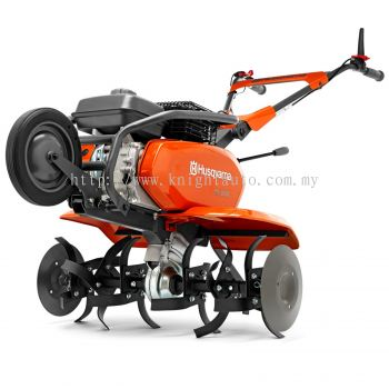 Husqvarna TF230: Mini Petrol Power Tiller, 196cc, Depth:300mm, Width:750mm, 70kg