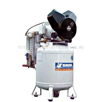 SWAN PV202-50D: 2HP, 8Bar, FAD100L/min, 1phase