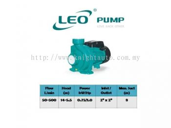 LEO AC150B2 CENTRIFUGAL PUMP 2HP 415V ID31766