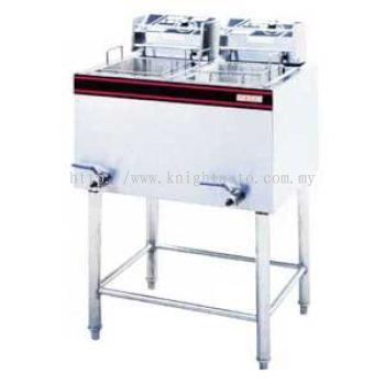 ELECTRIC FRYER EF-85 (FLOOR TYPE) ID008130