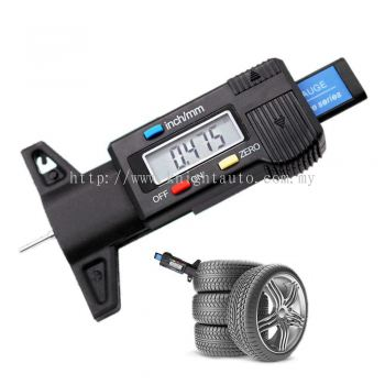Digital  Tire Wear Detection Measuring Tool ID32411