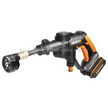 WORX 20V HYDROSHOT PORTABLE POWER CLEANER WG629E.1