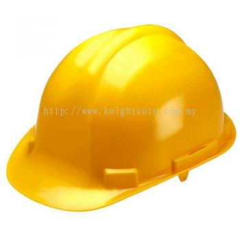 Ind Safety Helmet-Yellow ID004440
