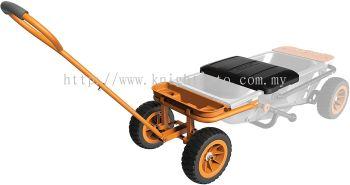 WORX WA0228 Aerocart Wheelbarrow Wagon Kit ID32720