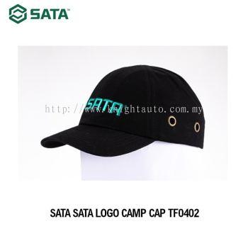 sata TF0402 Logo Camp Cap ID32998