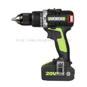 WORX WU309 20V Max LI-Ion Brushless Hammer Drill  ID668346
