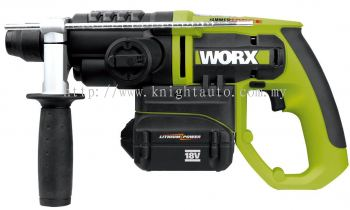 WORX WU381 3 Function Rotary Hammer ID117891