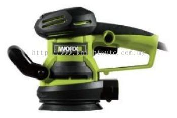 Worx WU652 125mm 450W Random Orbital Sander