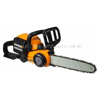 Worx WG368E 30cm 40v Max Li-Ion Chainsaw