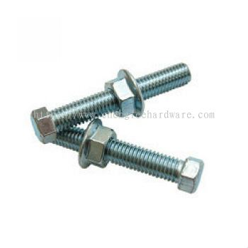 Stainless Steel Bolts & Nust