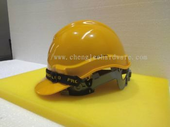 003065 (YELLOW)PROGUARD SAFETY HELMET- SLIDE LOCK